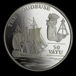 Vanuatu 50 Vatu 1993