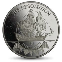 Niue 10$ 1992