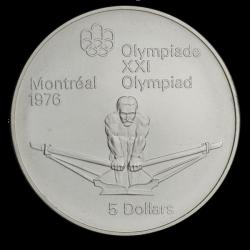 Kanada 1974 5 dolarów - olimpiada