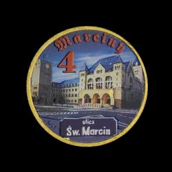 Poznań 2012 - 4 Marciny kolor