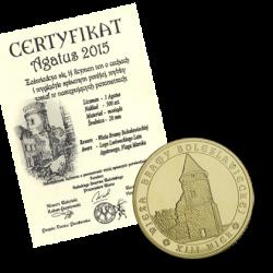 Agatus 1 2015 mosiądz brama Bolesławiecka