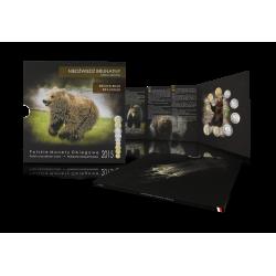 Bilster - Monety Obiegowe 2015 Niedźwiedź
