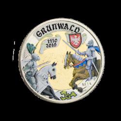 Grunwald 2010 - 8 Półgroszy Grunwaldzkich kolor