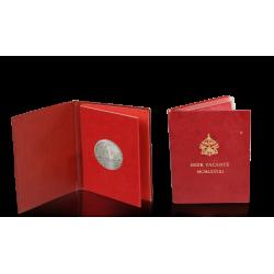 Watykan - 500 Lirów 1978 w blistrze