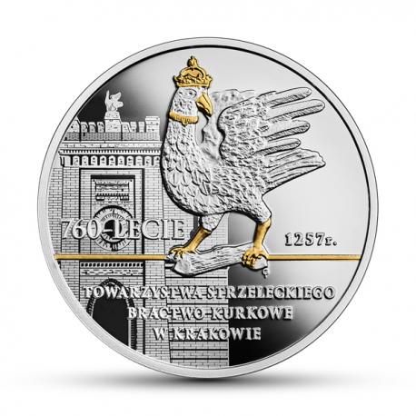 Biżuteria numizmatyczna Talar M. Teresy + Prusy 5 Marek