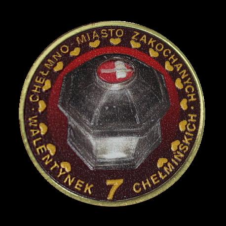 Chełmno 2009 - 7 Walentynek kolor