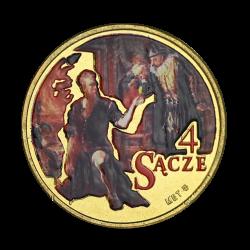 Nowy Sącz 2009 - 4 Sącze kolor