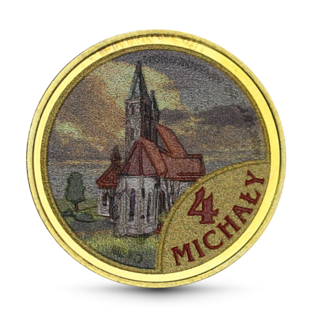 Olesna 2008 - 4 Michały kolor