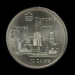 Kanada - 10 Dolarów 1973 Olimpiada
