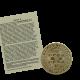 Aurun 8 2015 z kryształem górkim platerowany złotem