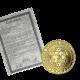 Aurun 1 mosiądz bez rubinu + certyfikat