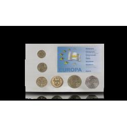 Zestaw Monet Obiegowych Cypr